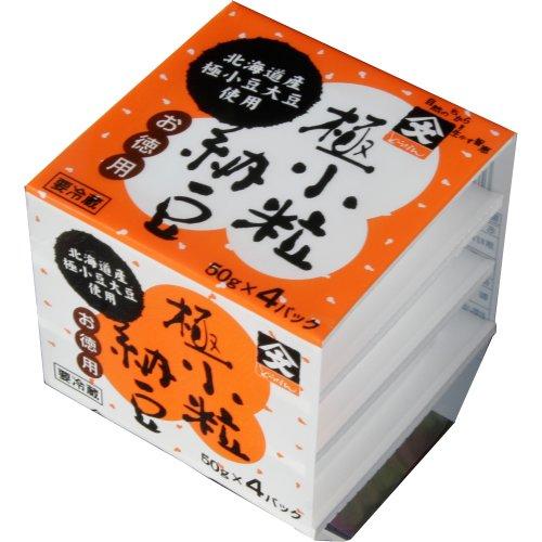 極小粒納豆4P−10個セット4箱