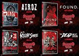 Spasmo Video Pack 4 DVD: Atroz + Found. +