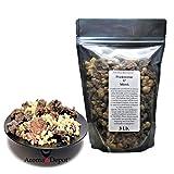 Resina de incienso y mirra de 1,4 kg de incienso aromático lágrima olíbano y commiphora Myrra Rock Gum Mix