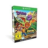 Spyro + Crash Remastered Spiele Bundle - [Xbox One]