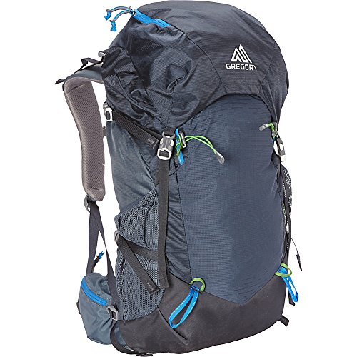 Gregory Mountain Products Stout 30 Liter Men's Backpack, Navy Blue, One Size