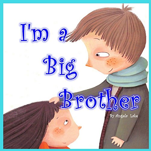I Am a Big Brother audiobook cover art