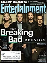 Entertainment Weekly Magazine (July 6, 2018) Breaking Bad Reunion Cover