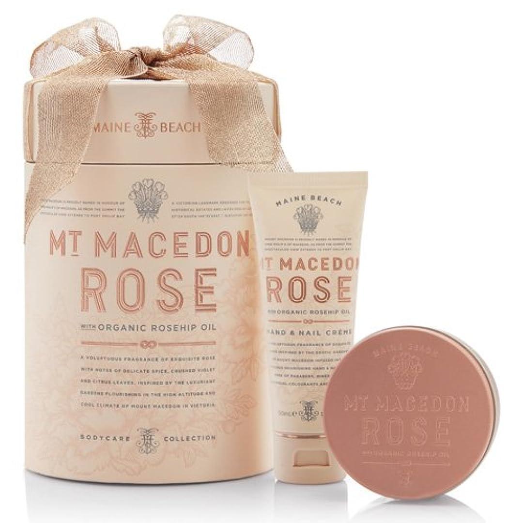 グラス逸話脅かすMAINE BEACH マインビーチ MT MACEDON ROSE マウント マセドン ローズ Duo Gift Pack