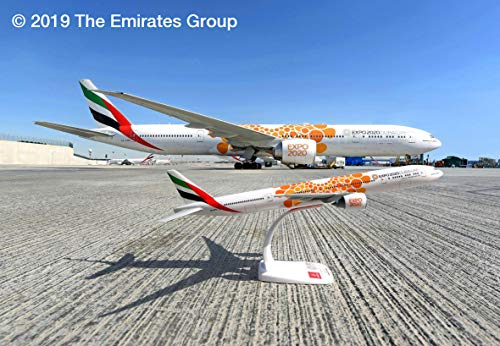 Herpa 612357 Emirates Boeing 777-300ER – Expo 2020