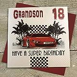 "Cartas de algodón blanco LLR18-GS""Grandson"