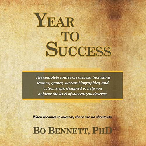 Year to Success: When It Comes to Success, There Are No Shortcuts audiobook cover art
