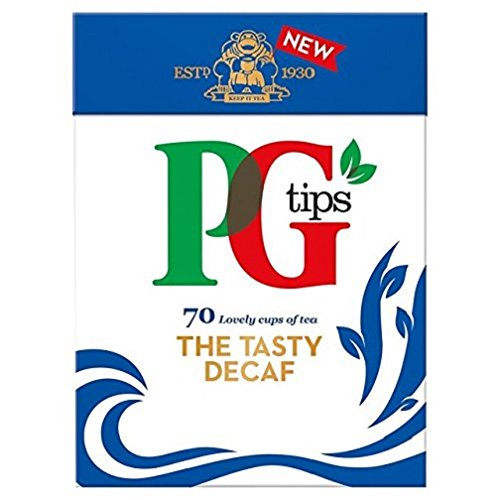 PG Tips DCAF Pyramid TEABAGS 80'S