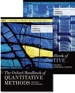 The Oxford Handbook of Quantitative Methods, Two-Volume Set