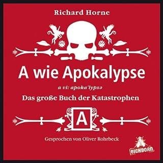 A wie Apokalypse Titelbild