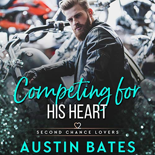 Competing for His Heart cover art