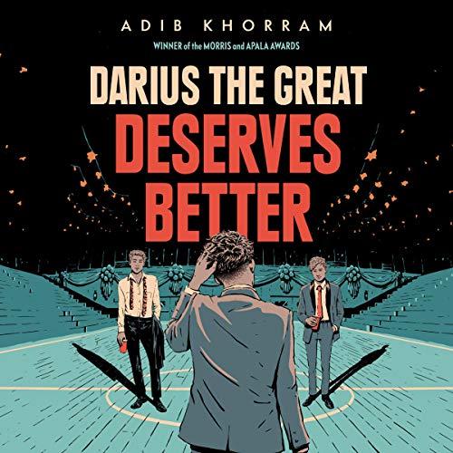 Darius the Great Deserves Better cover art