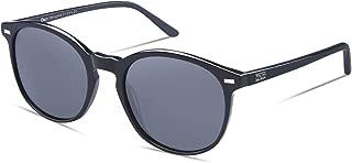 DUCO 2020最新 サングラス レディース uvカット 丸サングラス uv400 偏光 レンズ ファッションなデザイン sunglasses women 紫外線カット 1230