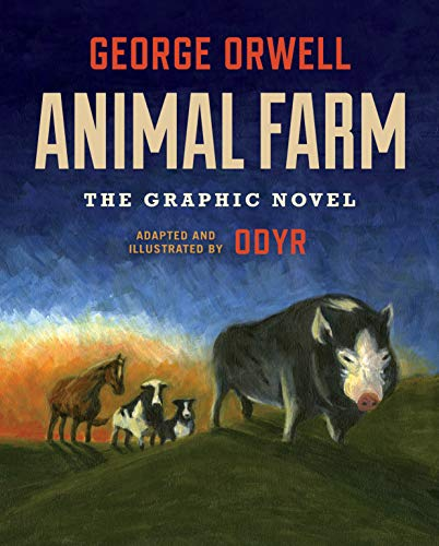 Image of Animal Farm: The Graphic Novel
