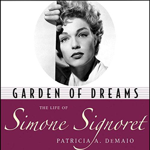 Garden of Dreams audiobook cover art