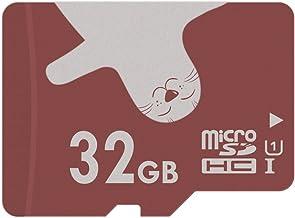 ALERTSEAL 32GB UHS-I (U1) / Class 10 (C10) microSDHC/TF Flash Memory Cards (5 pcs w/SD adapters)