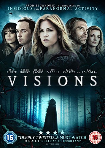 Visions [DVD] [2017]