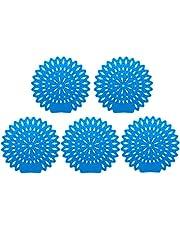 Artibetter 10Pcs Urinario Pantallas Desodorizador Neutralizador de Olores Anti-Salpicaduras para Baños Baños Oficina Restaurantes Escuelas