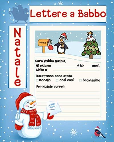 Lettere a Babbo Natale: Un kit divertente - Lettere vuote colorate a Babbo Natale e pagine di buste con contorno per il taglio. La mia lista dei ... Ottima idea regalo per ragazzi e ragazze.