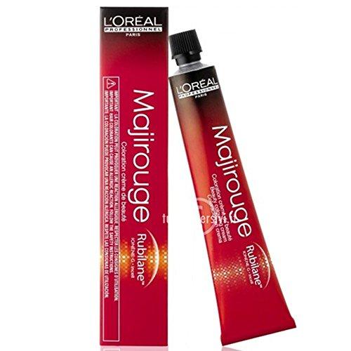 L'Oréal Professionnel Majirouge 7. 45, 7.45 mittelblond intensives kupfer-mahagoni