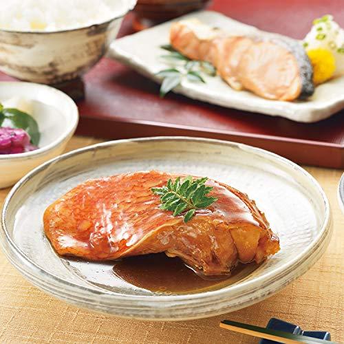 バラエティ 北海道 プレミアム ギフトセット (焼き魚と煮魚セット)