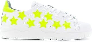 Chiara Ferragni Luxury Fashion Womens CF1986YELLOW White Sneakers | Season Outlet