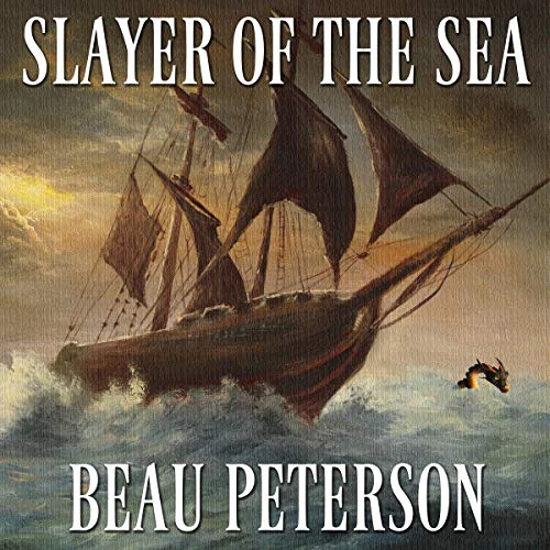 Slayer of the Sea audiobook cover art