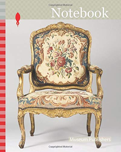 Notebook: Low armchair, Anonymous, France, c. 1750