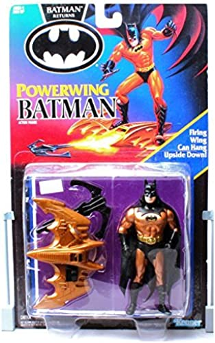 Bathomme Returns Powerwing Bathomme Action Figure by Kenner