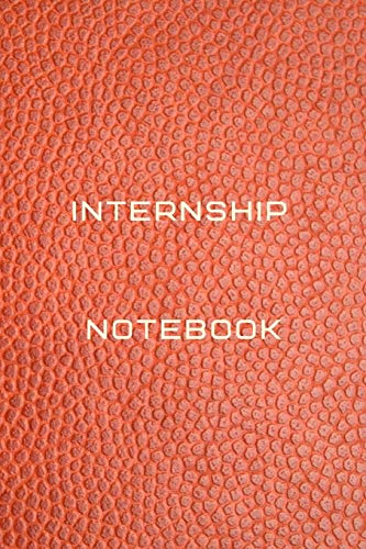 Internship organization notebook Diary | Log | Journal