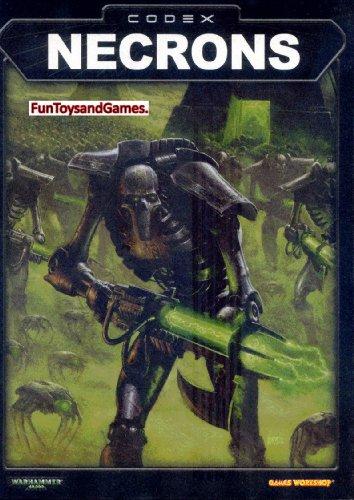 Necrons Codex Warhammer 40k