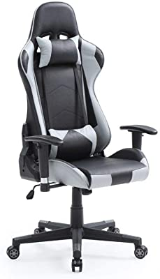 Hodedah Ultimate Gaming Headrest Pillow Office Chair