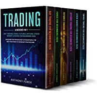 Deals on Trading: 6 Books in 1: Day Trading, Forex & Swing  Kindle Edition