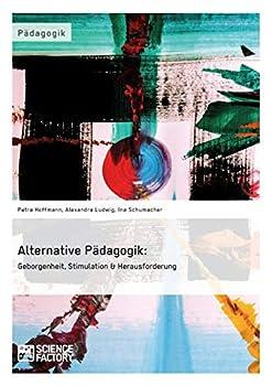 Alternative Padagogik: Geborgenheit, Stimulation & Herausforderung 3956871596 Book Cover
