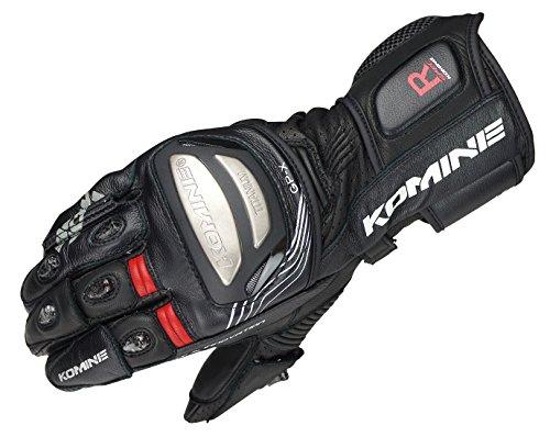 KOMINE(コミネ)『TitaniumRacingGloves(GK-212)』
