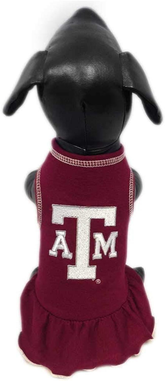 NCAA Texas A&M Aggies Cheerleader Dog Dress