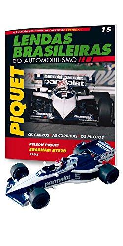 Brabham Bmw Bt52B. Nelson Piquet - Lendas Brasileiras do Automonilismo. 15