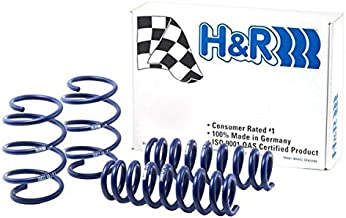 H&R Sport Spring 1.6F 1.5R BMW 328i xDrive Sedan F30 AWD 12-13