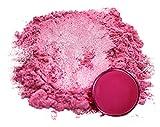 "Eye Candy Mica Powder Pigment ""Kimono Red"" (50g) Multipurpose DIY Arts and Crafts Additive | Natural Bath Bombs, Resin, Paint, Epoxy, Soap, Nail Polish, Lip Balm (Kimono Red, 50G)"