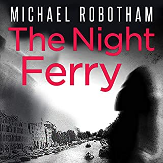 The Night Ferry cover art