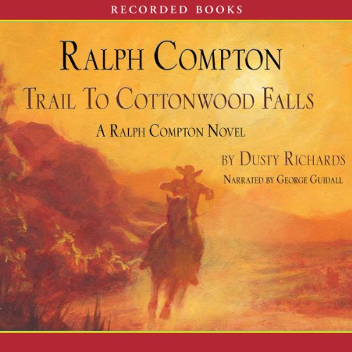 Trail to Cottonwood Falls audiobook cover art