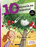 ¡Una historia en 10 minutos! El fantasma del jardín: 15 (Tres pasos)