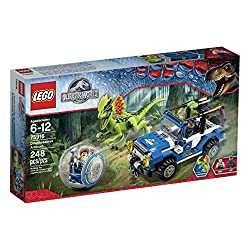 LEGO® Jurassic World Dilophosaurus Ambush Review : LEGO® #75916