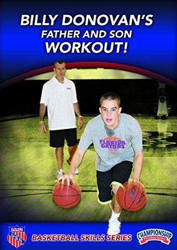 AAU Basketball Skills Series: Billy Donovan's Father and Son Workout (DVD) by...