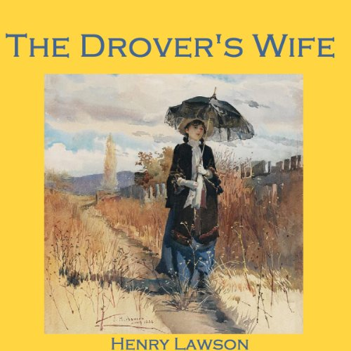 The Drover's Wife audiobook cover art