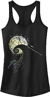 Disney womens Spiral Hill Jack T-Shirt