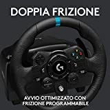 Zoom IMG-2 logitech g923 volante da corsa