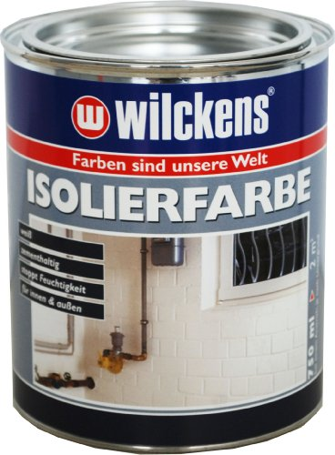 Wilckens Isolierfarbe, weiß, 750 ml 10591000050