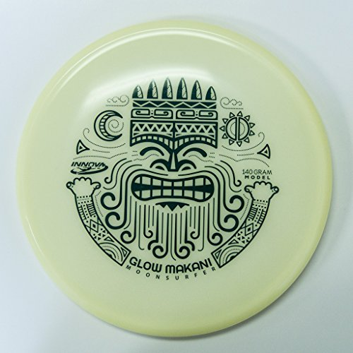 INNOVA Glow Makani 140g Recreational Catch Disc [Stamp Colors May Vary]