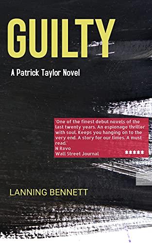 Guilty: A Patrick Taylor Novel (English Edition)
